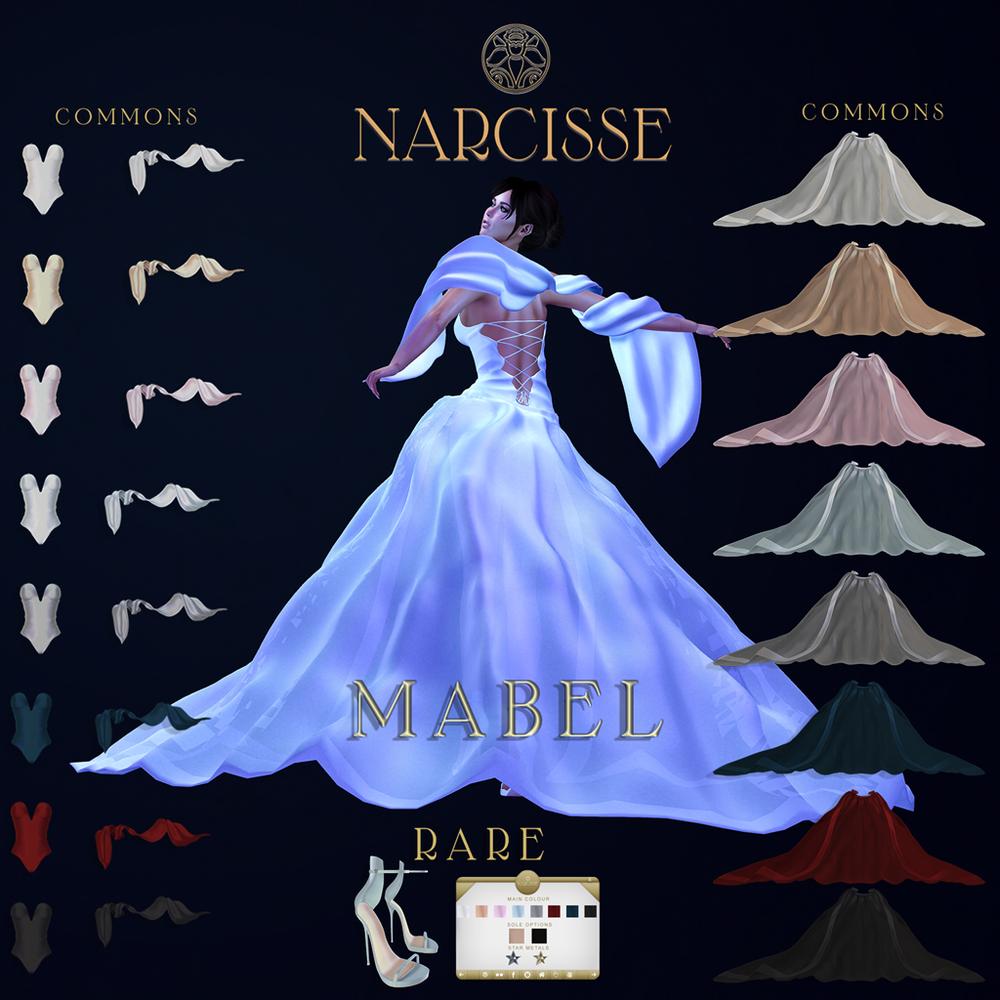Narcisse Mabel Gacha Key.png