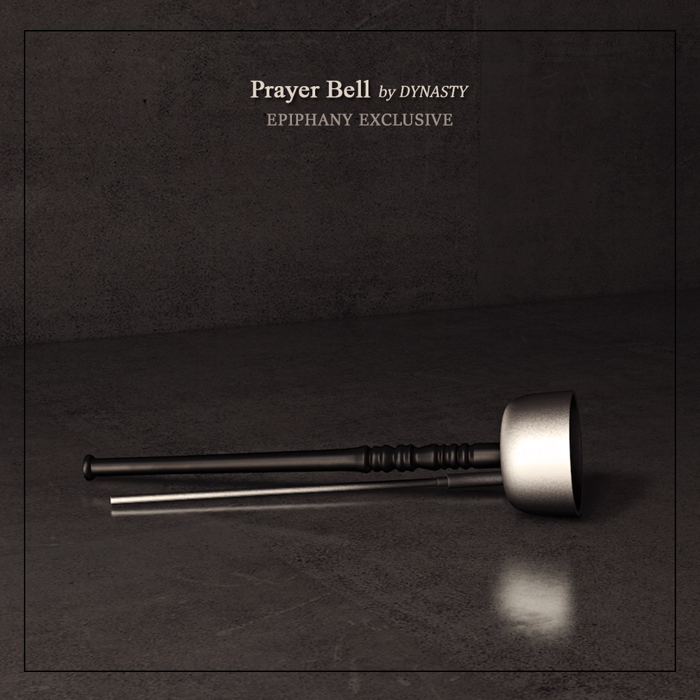DYNASTY - Sacred Shrine - Prayer Bell [EXCLUSIVE].png