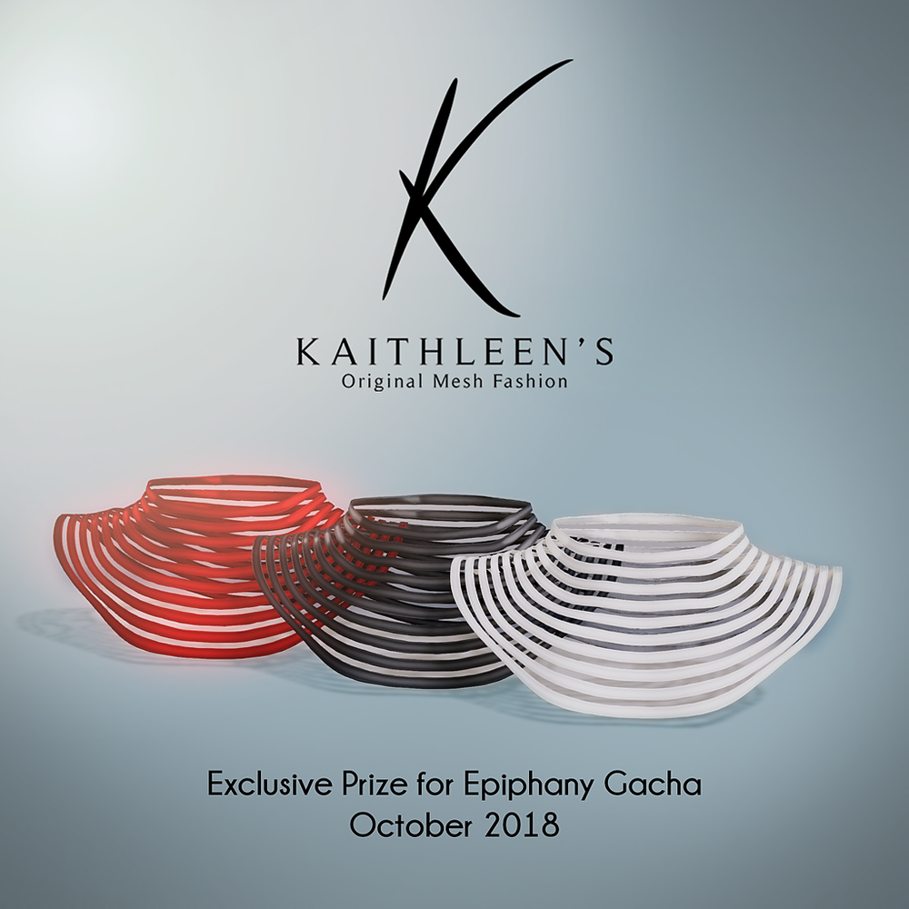 Kaithleen's Exclusive Poster Epiphany October 2018.png