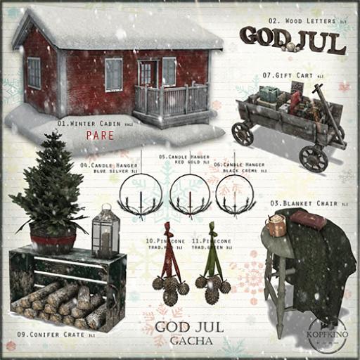 KOPFKINO - God Jul Gacha Ad.png