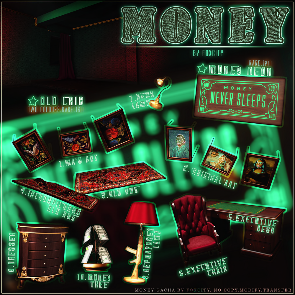 FOXCITY. Money Gacha AD.png