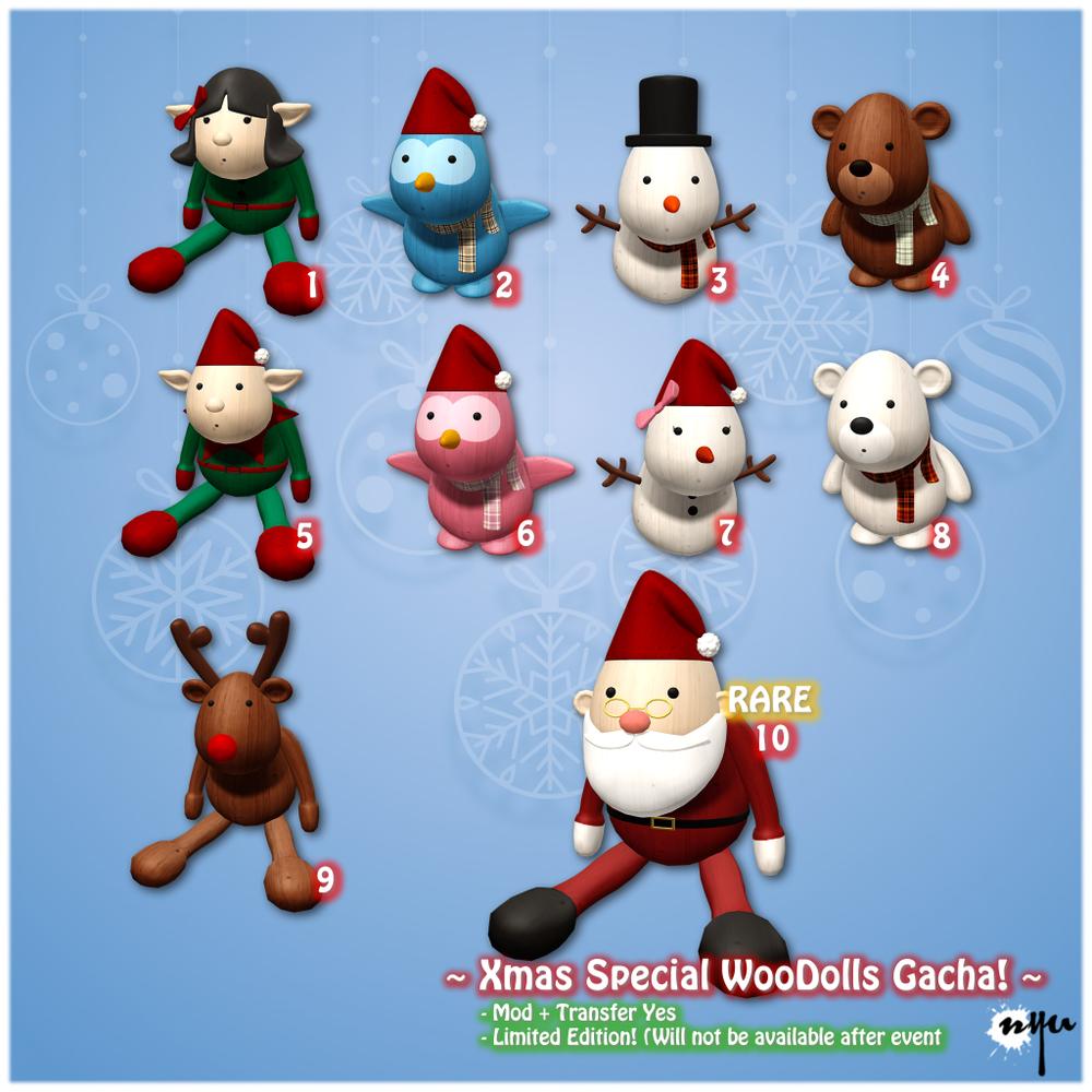 NYU - Xmas Special! WooDolls Gacha (Product Ad).png