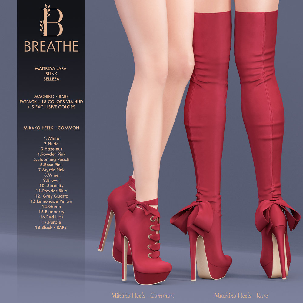 [BREATHE]-Mikako&Machiko Heels_ad.jpg