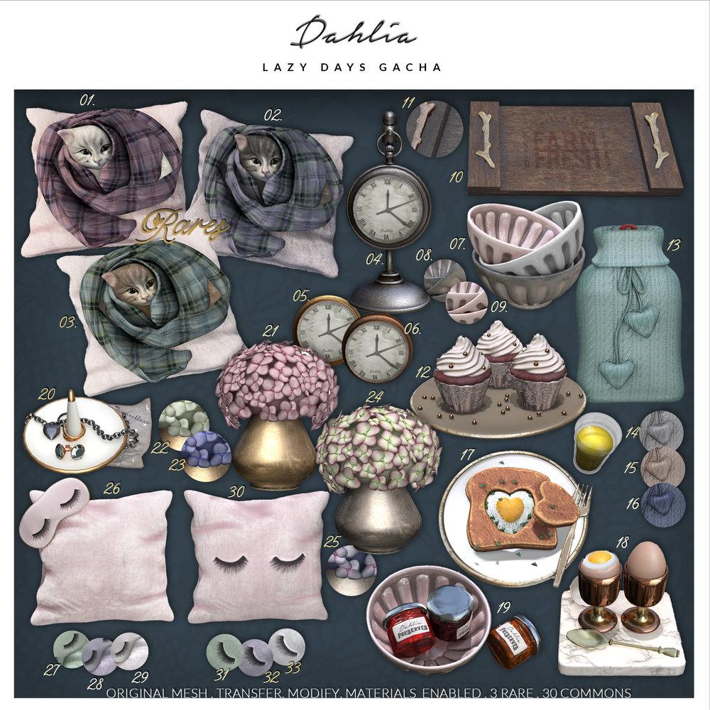 Dahlia - Lazy Days - Gacha Key.jpg