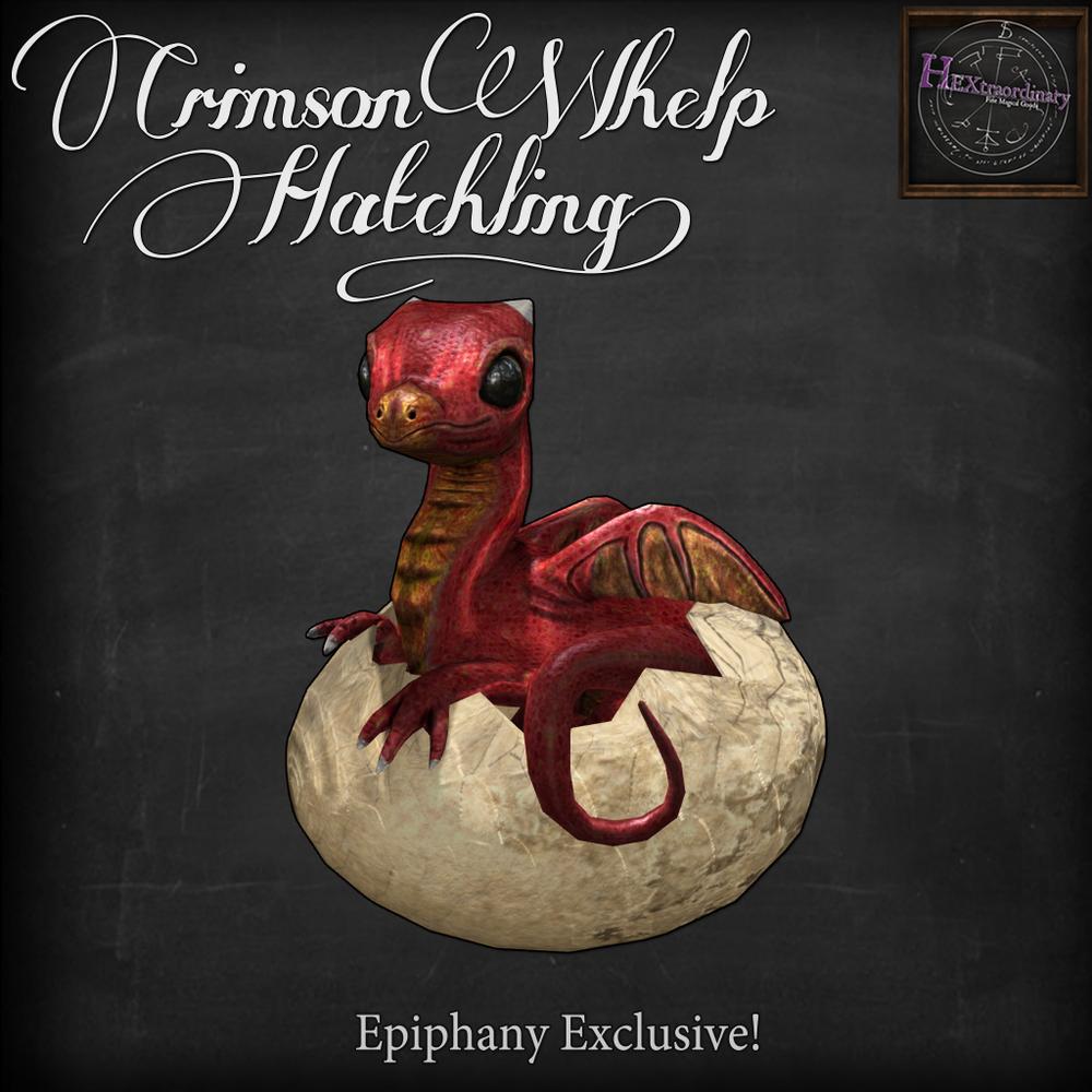 _HEXtraordinary_ Crimson Dragon Whelp - Epiphany Exclusive.png