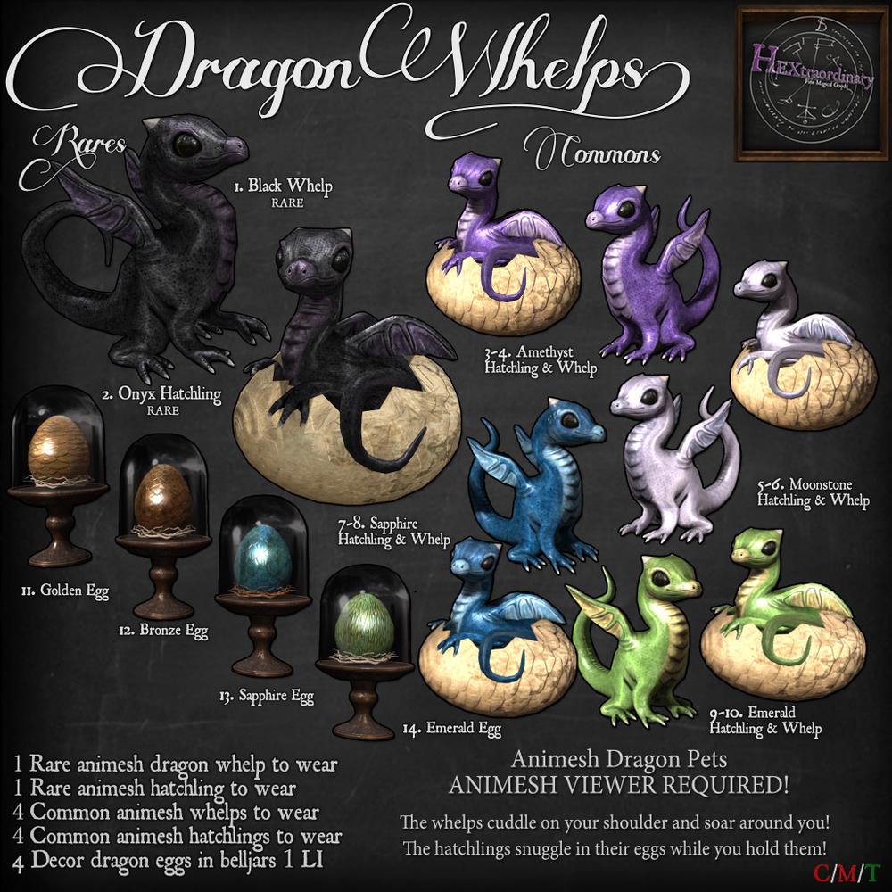 _HEXtraordinary_ Dragon Whelps Gacha Key.png