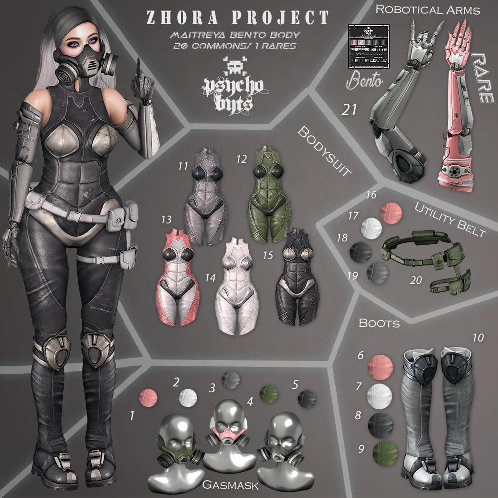 PSYCHOByts -Zhora Project.jpg