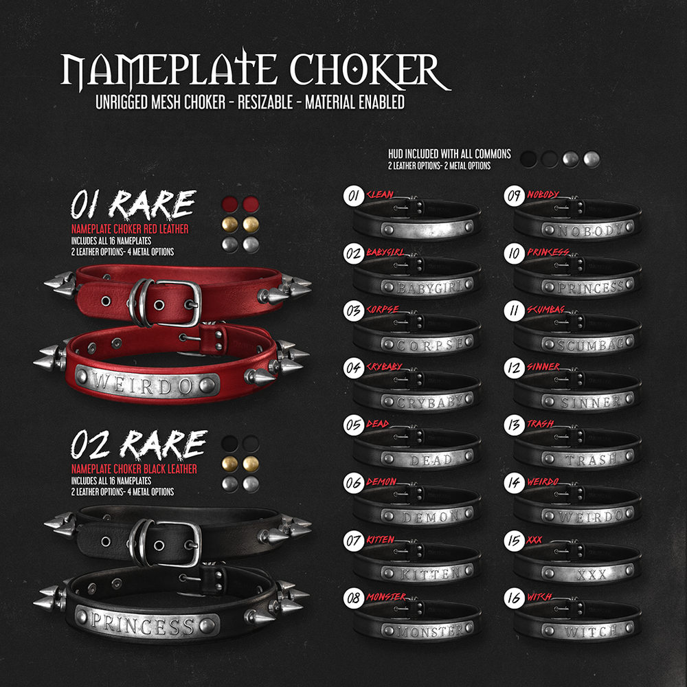 [ Conviction ] Nameplate Choker - Gacha Key.png