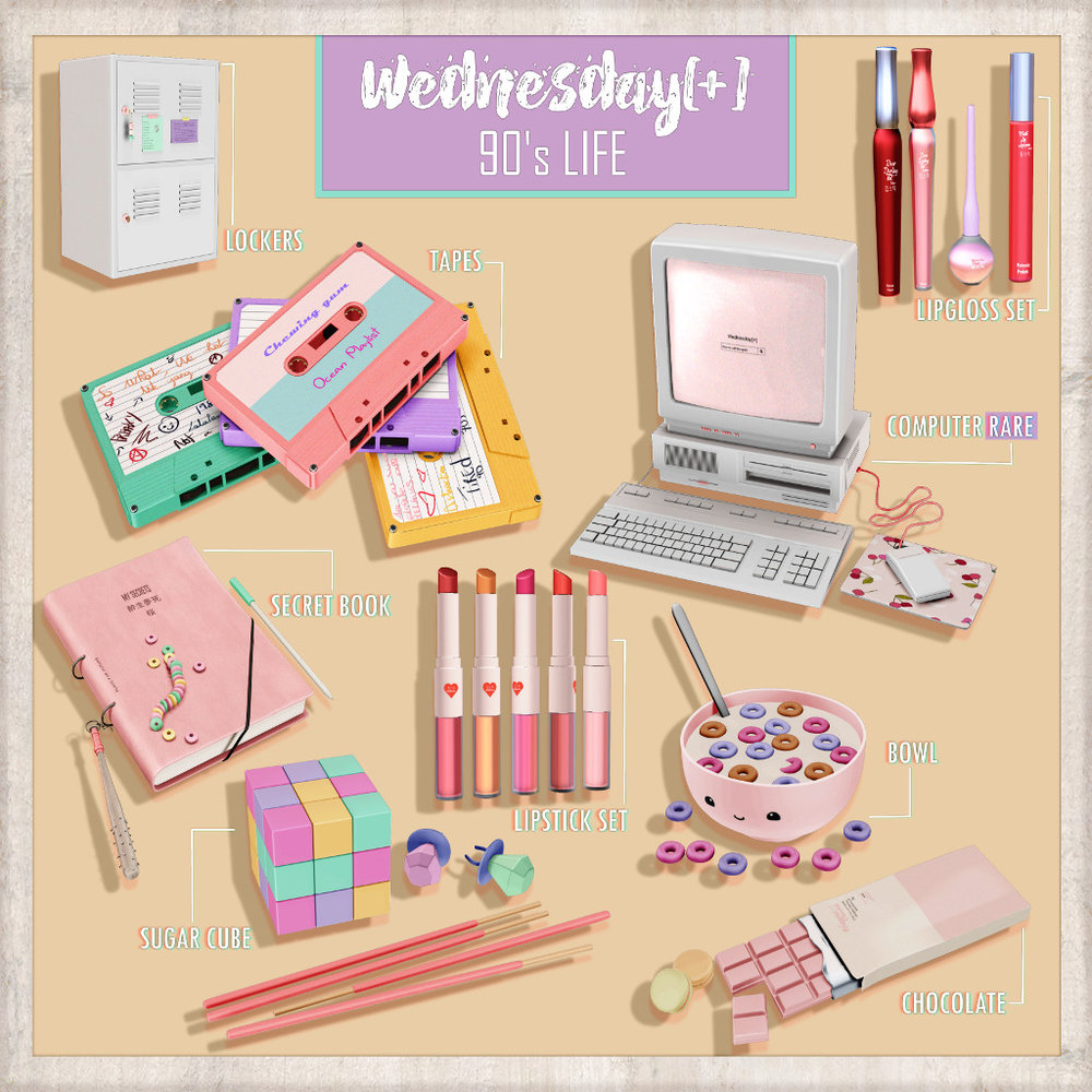 Wednesday[+] _ 90's Life Gacha Key - 1024.jpeg