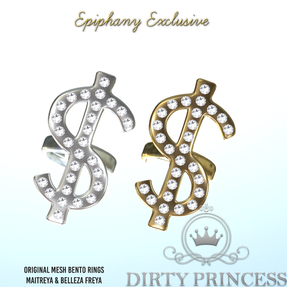 Dirty Princess- Spoiled Life Princess Epiphany Exclusive.png