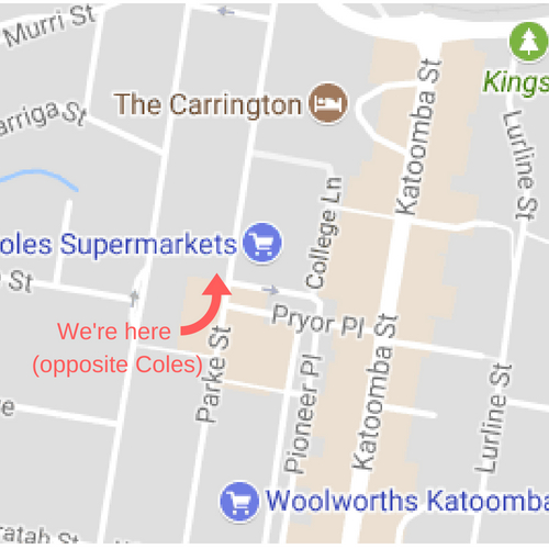 We're here (opposite Coles).jpg