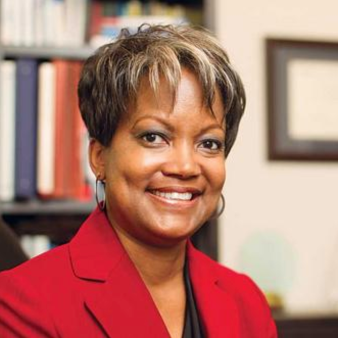 Michelle Gourdine   Former Baltimore County Health Commissioner
