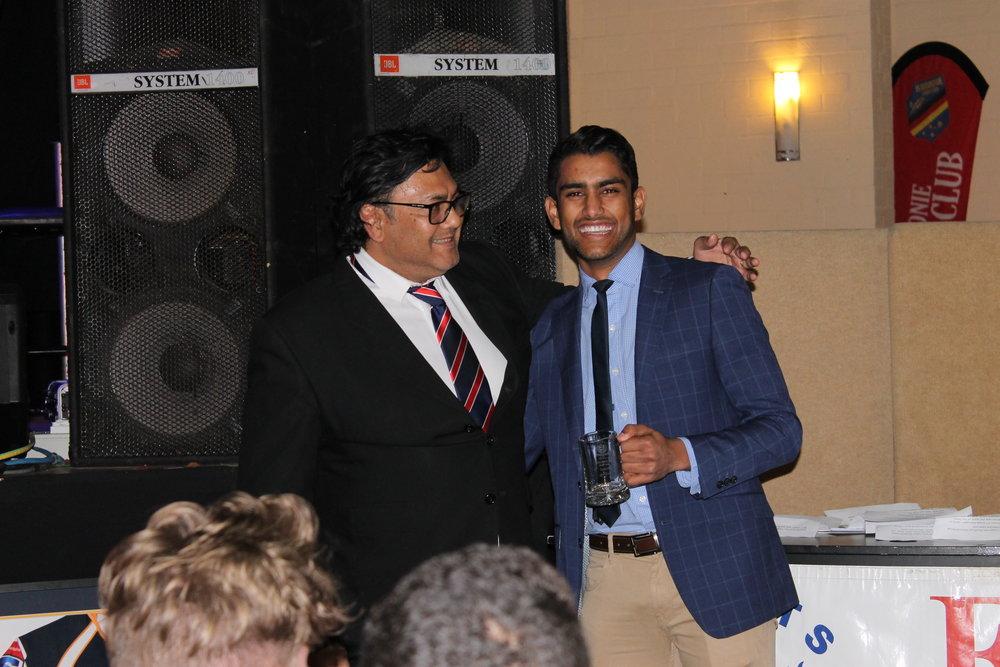 JJ Rodrigo and Primal De Silva