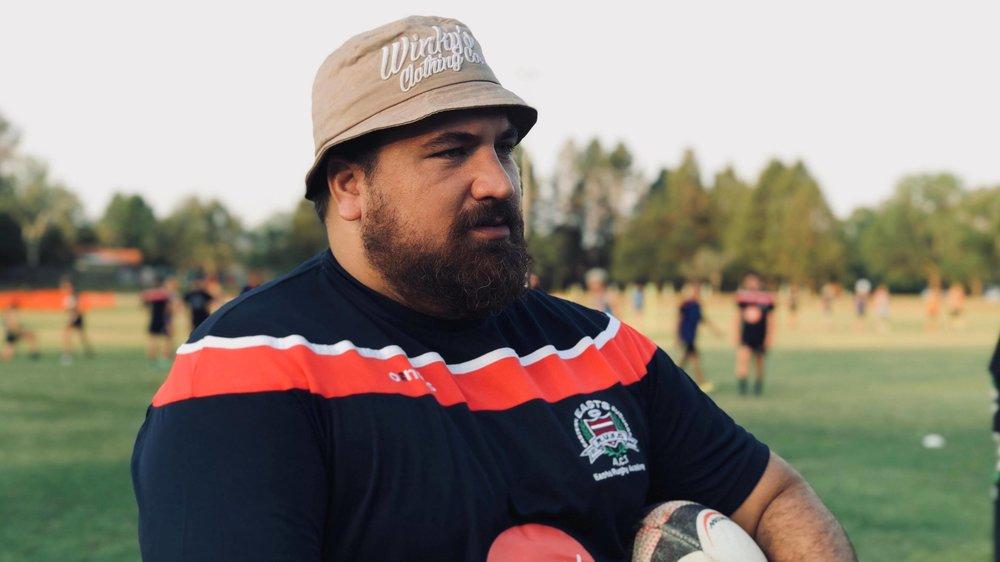 AJ Abel - Head Coach Colts/ Academy Coach