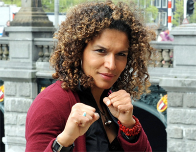 Boxing Legend Lucia Rijker