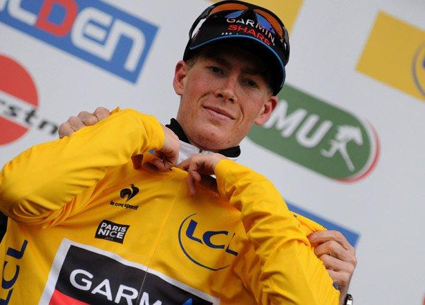 Top Pro Cyclist Andrew Talansky