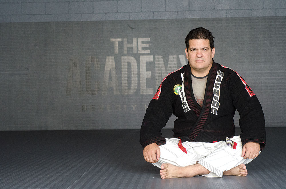 Jiu-Jitsu Legend Rigan Machado