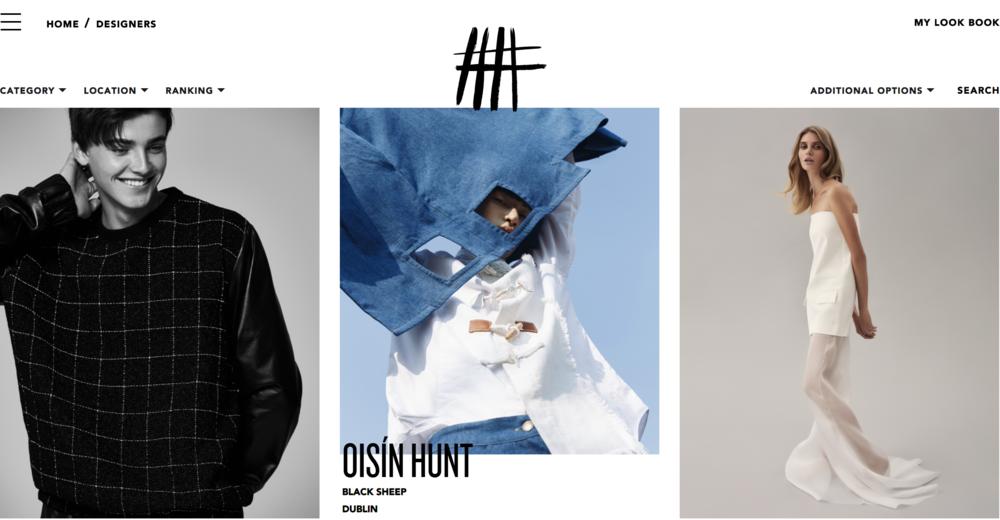 Oisín Hunt on Not Just A Label