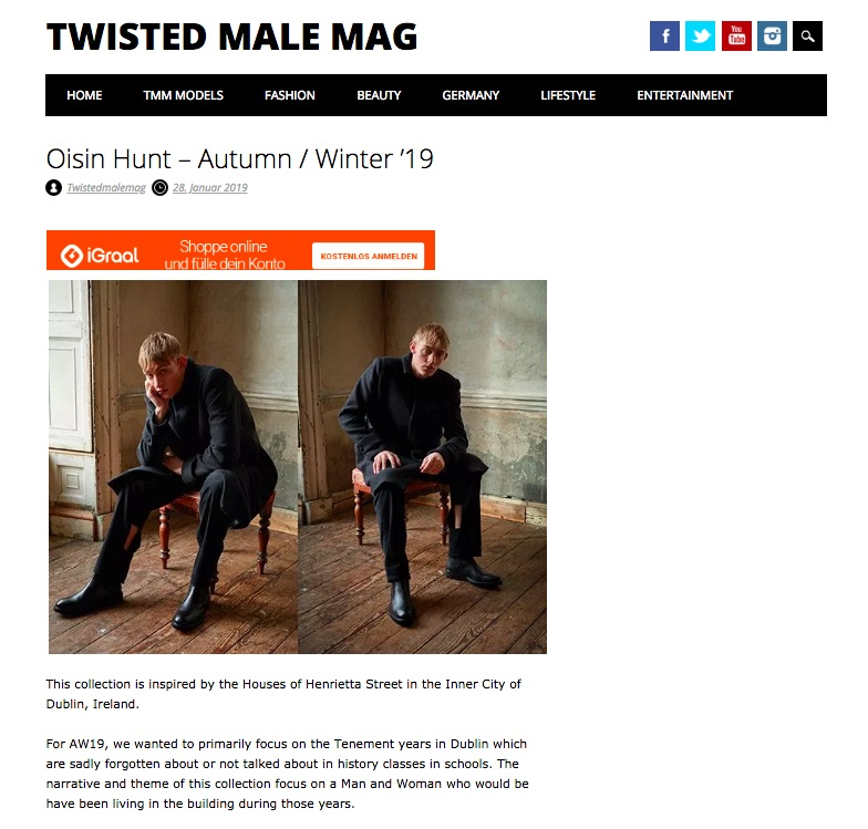 Twisted Male