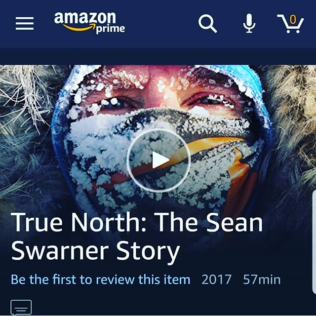 Want a good documentary, True North is now on Amazon Prime! Crazy story, crazy cold, and even crazier trying to film it all!