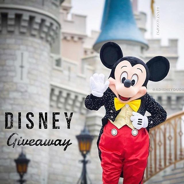 "WIN CASH!!! Or a $300 DISNEY gift card! Cash is sent via pay pal as goods and services! To participate: 1. FOLLOW ME & everyone @instaloops1_giveaways follows 2. LIKE this picture 3. COMMENT BELOW ""Your favorite Disney character"" (as many times as you'd like) 🌟Bonus Entry: tag ALL your friends who love Disney!  Details:The giveaway will run for 72 hours from Sunday, August 12th to, Wednesday August 15th at 8PM EST and the winner will be announced within 48 hours after the giveaway has ended. Winners must have a PUBLIC account at the time of drawing so we can verify you are following everyone in the loop. The winner will have 48 hours to claim their prize. Winner needs to provide basic information once claimed. Host: @instaloops1  Please note: This giveaway is in no way sponsored, administered or endorsed by Instagram. Inc or any of the companies in the photo. By entering you are confirming that you are 18+ years of age, that you release Instagram of any/all responsibility and that you agree to Instagram's term of use. No purchase necessary. Disclaimer-void where prohibited by law, no purchase necessary."