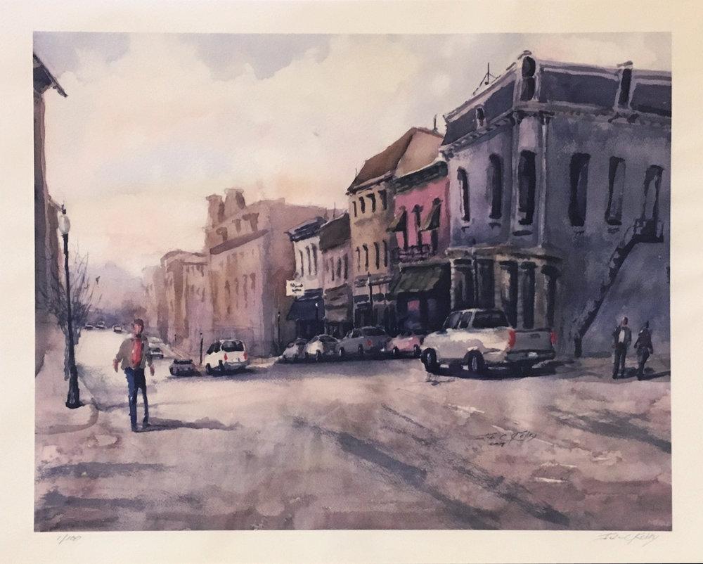 John C. Kelty Prints