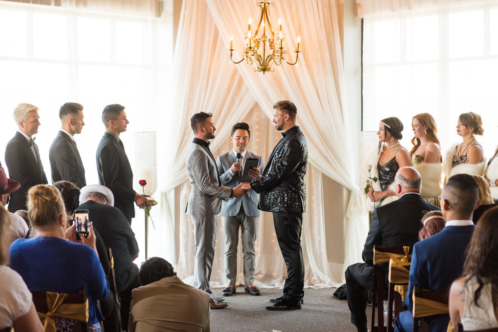Gay Wedding Ceremony