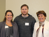 Management Team - Frances Lasowski, Ben Muirhead and Dr. Heather Sheardown