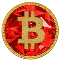 Bitcoin Ruby Logo