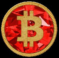 Bitcoin Ruby Logo