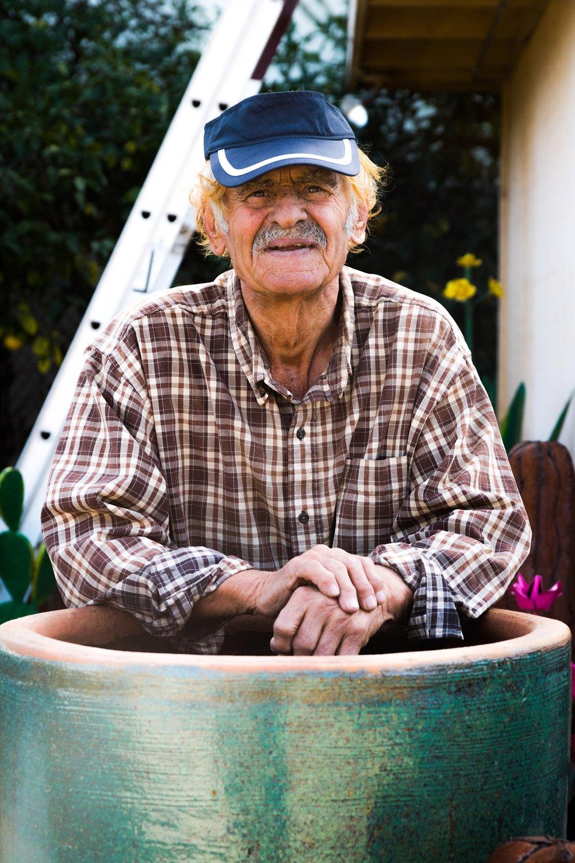 My Grandpa Paul Moses