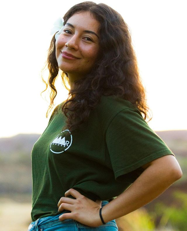 "Eve! . Meet the current director of the @ucrcommunitygarden! The phrase, ""Eve is a hard worker,"" doesn't begin to describe her. . She was even able to keep me in line when I was taking too long photographing rocks. 😂 . . . #EFL #70to200 #canon #teamcanon #7DMarkII @canonusa #garden #agriculture #Earthworker #travel #wanderlust #adventure #filmmaker #adventurefilmmaker #hawaii #project #family #heritage #workinghands #people #hawaii #aloha #lifelongfriends #theearthworker @theearthworker #worker"