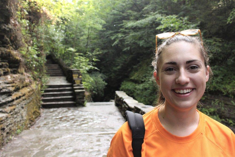 Kelsey Brewster, Data Manager