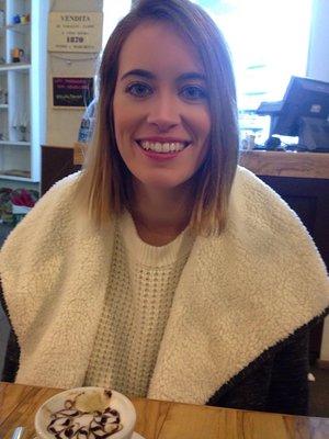 Victoria Sgarro, UX/UI Designer