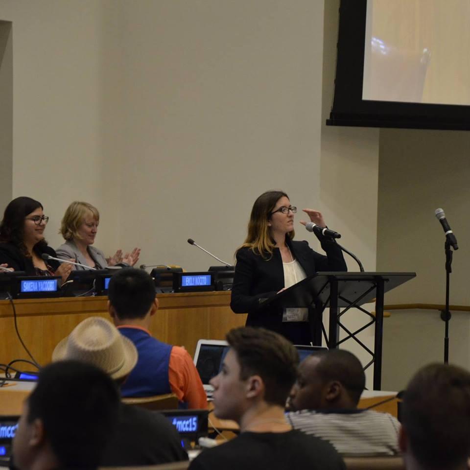MCC15 at the UN