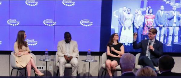 2018 Clinton Foundation Annual Briefing