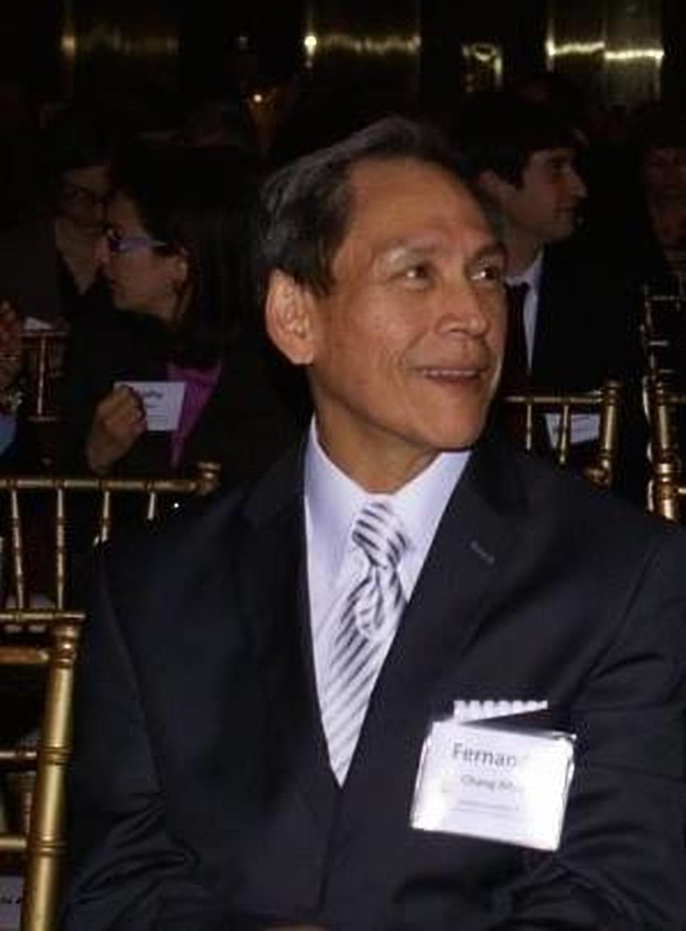 Fernando Chang-Muy, M.A., J.D.