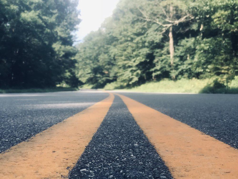 Road Running -