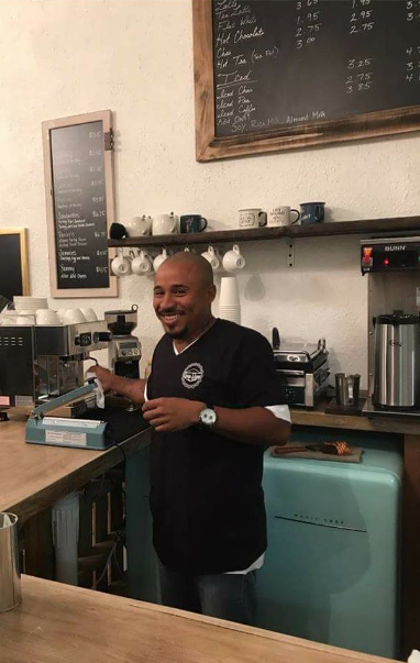 William Gomez-Tea Shop Manager