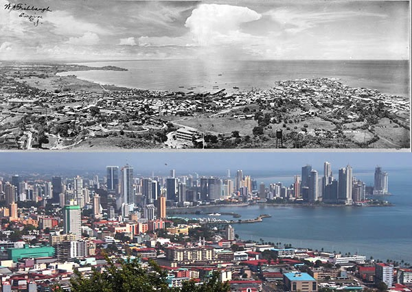 Shenzhen, Before & After