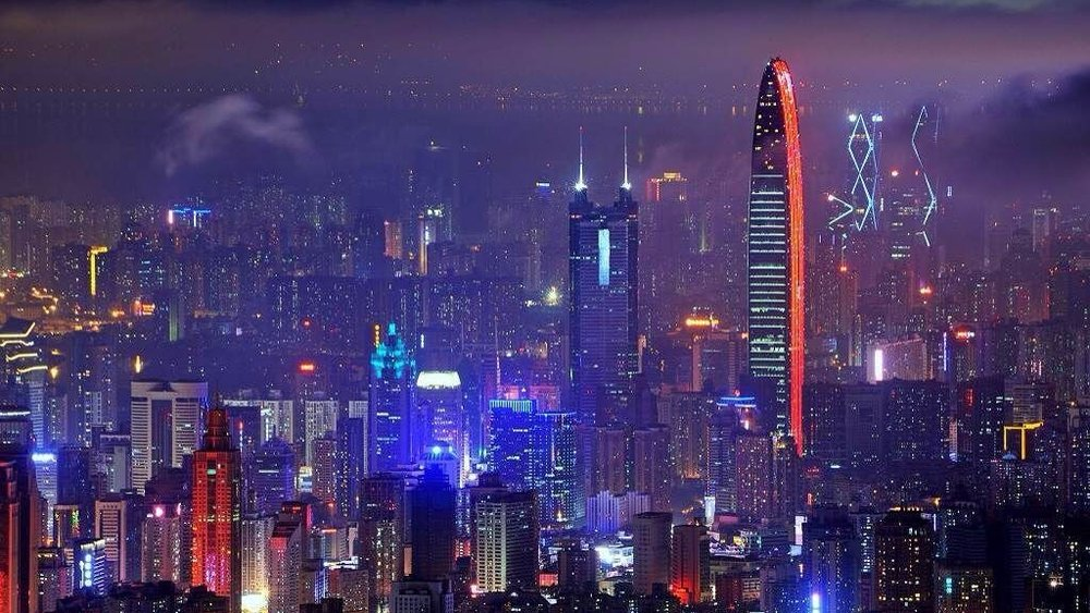 Shenzhen — Special Economic Zone