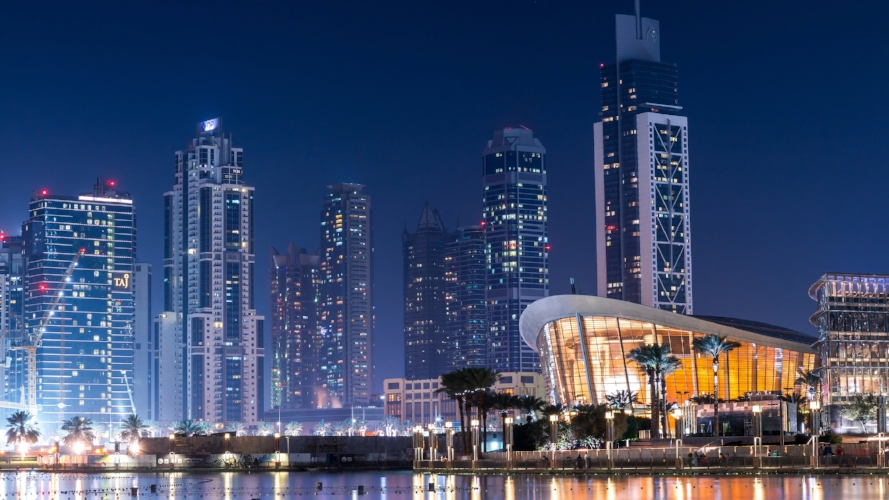 Dubai — Smart City