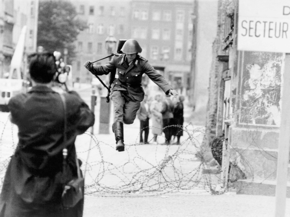 Escaping the Berlin Wall