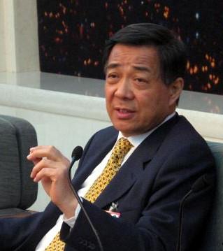 Bo Xilai, the chief advocate of the Chongqing Model.