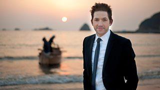 Dr James Fox hosting The Art of Japanese Life, BBC..co.uk