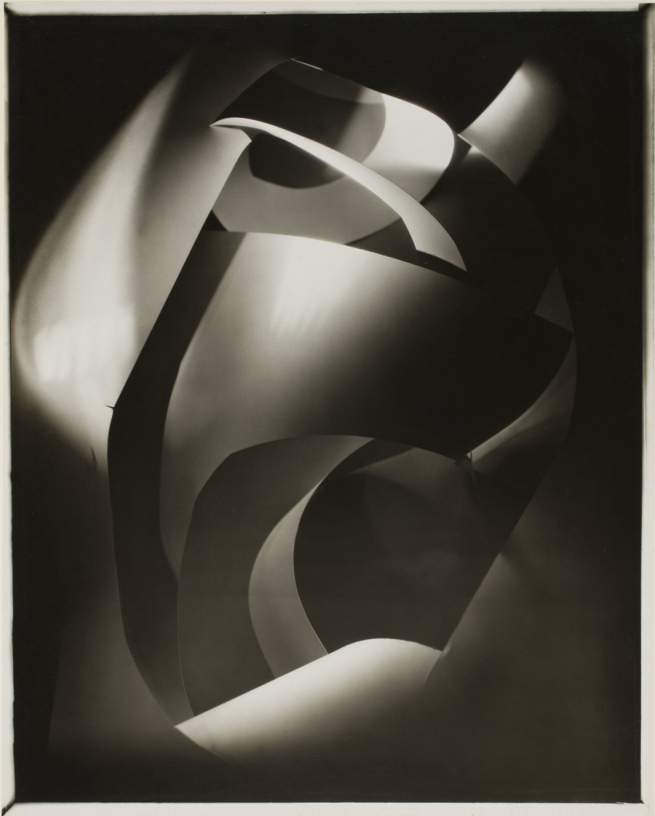 Abstract Study by  Francis Bruguière, 1926 (artblart.com)