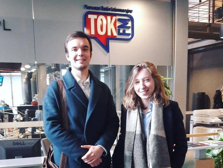 Posłuchaj podcastu o studiach na Oksfordzie i Project Access