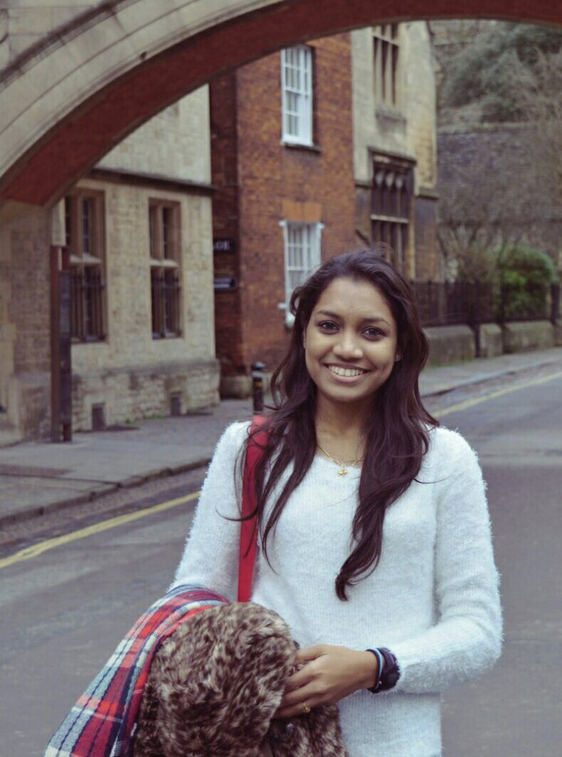 Priyankaa did a Master of Research in Cancer at Imperial College London.