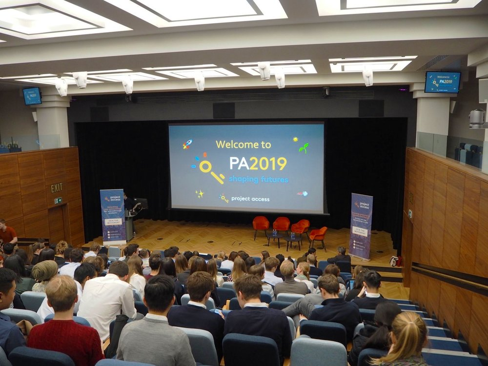 PA2019 at King's College Bush House