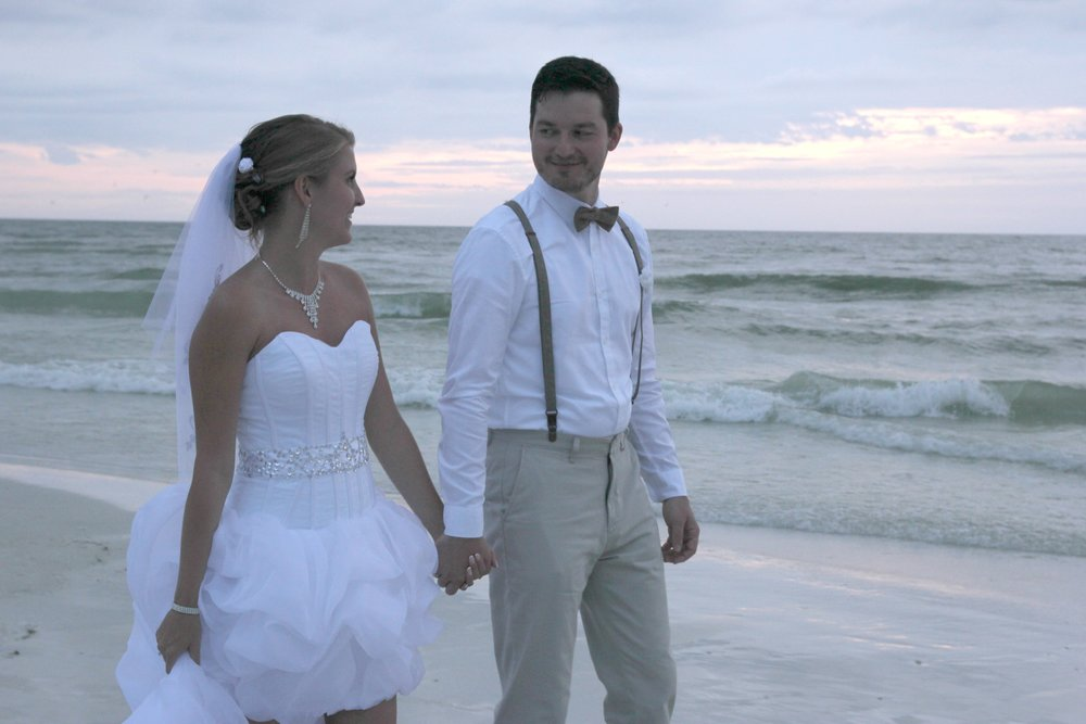 Wedding videos - It's one of life's most special days. Commemorate it forever with a lovingly produced wedding story.